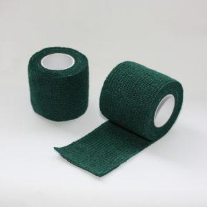 FIONIAVET Cohesive Elastic Bandage, green